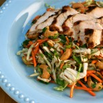 Grilled Chicken Chop Salad