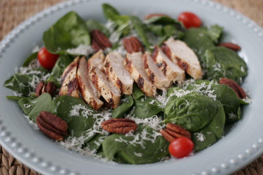 Chicken Riviera Salad