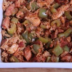 Louisiana-Style Chicken and Sausage Jambalaya
