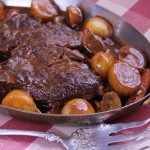 Slow Cooked Fresh Herb Pot Roast