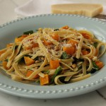 Roasted Butternut Squash Fettucine