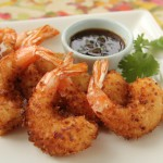 Super Sunday Coconut Shrimp