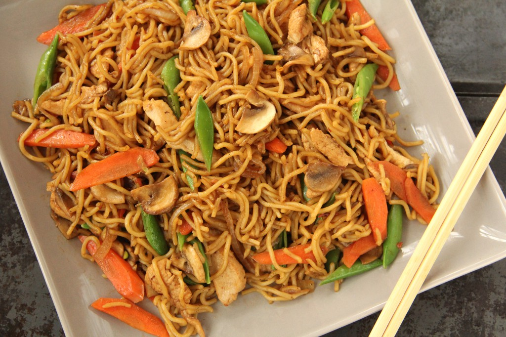 yaki soba yaki soba is a japanese fried noodle dish typically made by ...