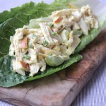Curry Chicken Salad with Coconut