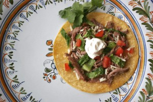 Slow Cooked Pork Tacos (favorite)