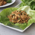 30-Minute Chicken Lettuce Wraps