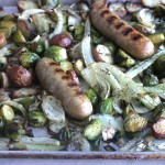 Roasted Vegetable Sheet Pan Dinner