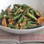 30-Minute Asparagus Chicken Skillet